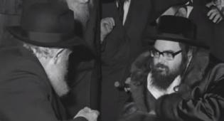 """הקשרים התורניים של האדמו""""רים עם הרבי מליובאוויטש"""