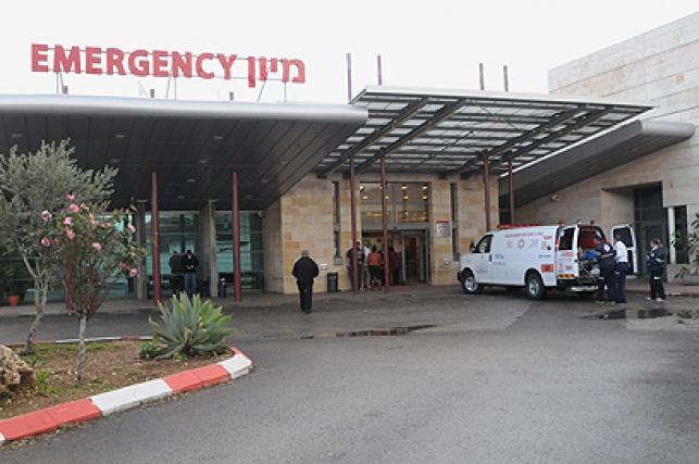 בית החולים זיו בצפת