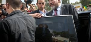 """אביגדור ליברמן - ליברמן הגיע לאשדוד והכריז: """"הראשל""""צ לא יוזמן לצה""""ל"""""""