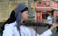 אלכסנדרה ציפורה: הנגינה היא תפילה שלי