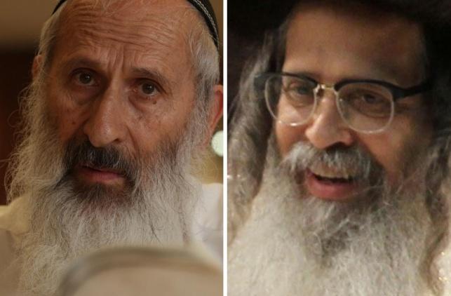 הרב אבינר והרבי מסאטמר