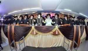 אשדוד: שמחת בית שומרי אמונים