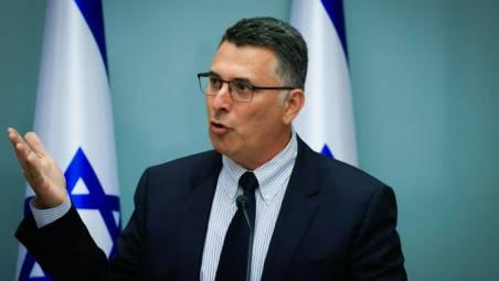 שר המשפטים סער. אם יצליח - ישנה את מפת הפוליטיקה הישראלית