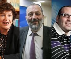 אלעד כהן, אריה דרעי וקרנית פלוג - המתיחה שנגנזה: כש'דרעי' נזף בקרנית פלוג