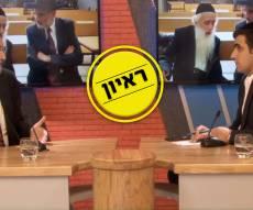 חיים כהן: 'החיבוק של נכד מרן עם אותה משפחה - לא מובן'