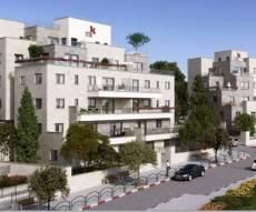נוף ההר. בית שמש - דירות 5-4 חדרים מרווחות ברמת בית שמש