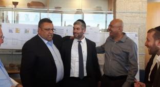 יום הולדת בהפתעה נחגג לישראל קלרמן