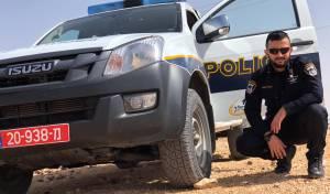 השוטר החרדי מיכאל בטש