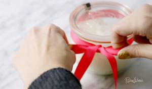 בודי סקראב ביתי או: פילינג סוכר לגוף