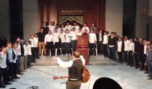 זלמן שטוב ותלמידי דרך ה' הקליטו 'קולולם'