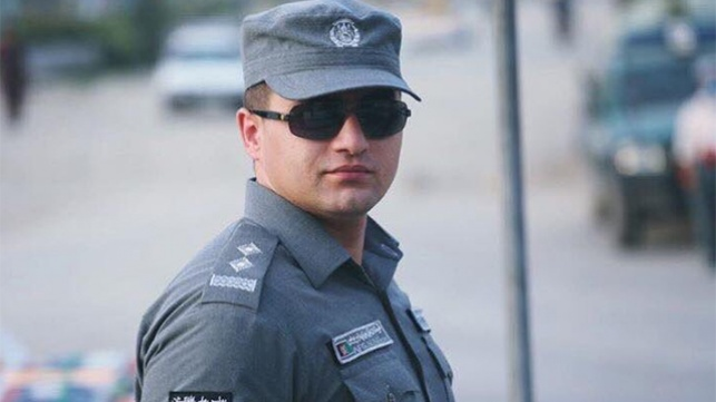 השוטר סייד באסם פאשה