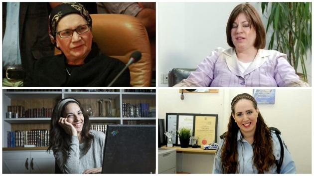משיווק לחוקרת: 10 נשים חרדיות משפיעות