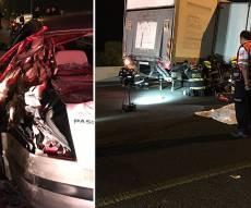 3 צעירים נהרגו ו-2 נפצעו קשה בתאונה