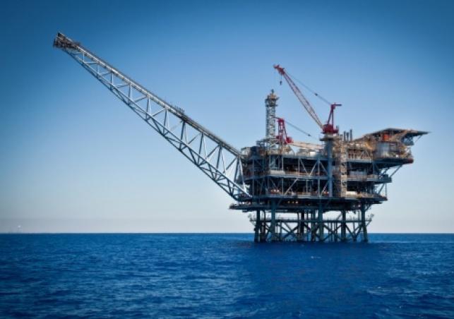 קידוח לווייתן גז טבעי
