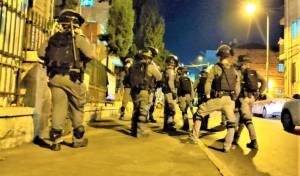 שוטרים במאה שערים