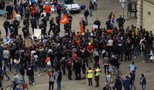 הפגנת תמיכה ב'אלטרנטיבה לגרמניה'