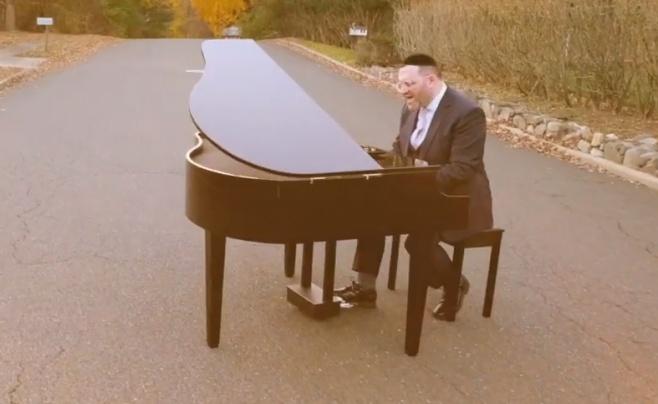"""אלי גרסטנר בסינגל קליפ חדש: """"הודו לו"""""""