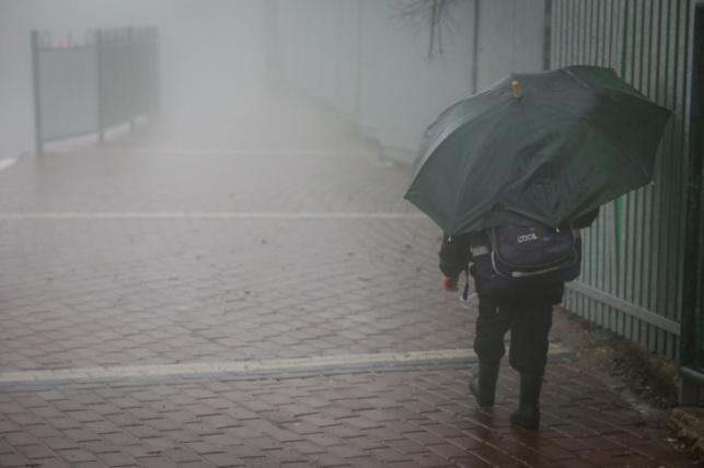 התחזית: גשמים עזים; מחר ייתכן שלג קל