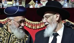הרבנים מתריעים: לא לקיים מניינים בשבת