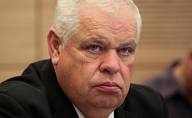 רונן פלוט ראש עיריית נצרת עילית