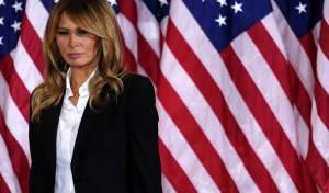 מלניה טראמפ ספגה ביקורת - ופתחה לשכה