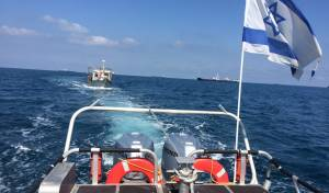 השיטור הימי חילץ שלושה בני אדם בלב ים