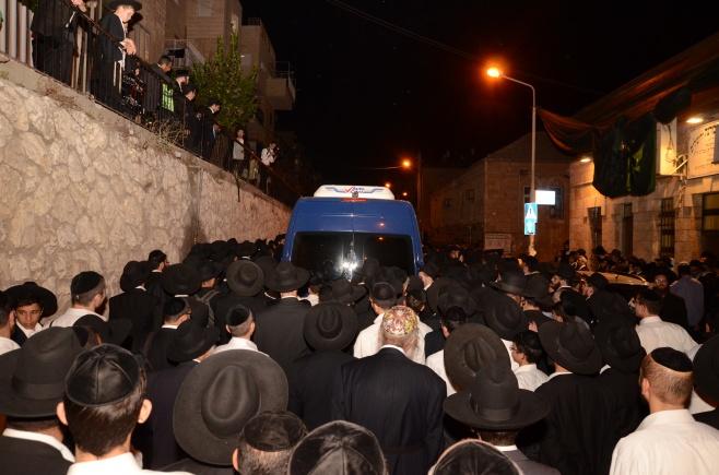 גלריה: הלווית הרבנית נצחיה יוסף
