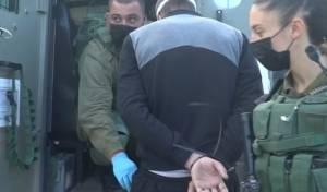 כך נעצרו חשודים בסיוע לרצח ביער