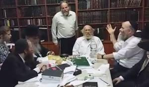 """מצמרר: הניגון של רבי יעקב אדלשטיין זצ""""ל"""
