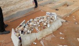 """יממה אחרי: קברו של מרן הרב שטיינמן זצ""""ל"""