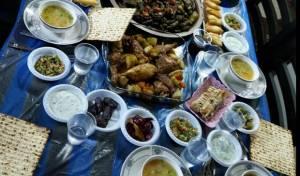 מה למצות של פסח בסעודת צום הרמאדן?