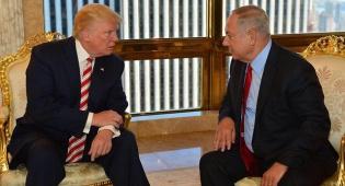 """ראש הממשלה ונשיא ארה""""ב - נתניהו: אשוחח בערב עם הנשיא טראמפ"""