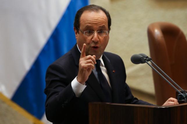 """""""ארה""""ב האזינה לנשיאי צרפת"""""""