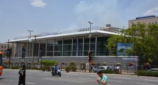 תחנת האומה בירושלים - החל תכנון קו הרכבת עד לכותל המערבי