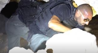 צפו: הלוחמים במעצרים  בכפר דיא אל-עסל