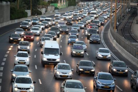 מעל ל-4.1 מיליון בעלי רישיון נהיגה בישראל