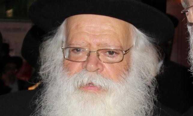 הרב בורנשטיין