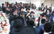 חיפה: הישיבה שפונתה - ערכה חנוכת הבית