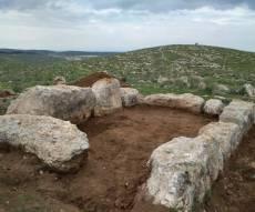 """צנחני צה""""ל חשפו תצפית מימי צבא יהודה"""