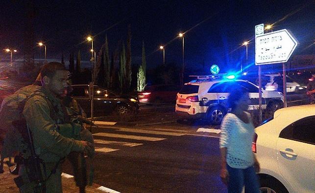 לאחר מצוד: נלכד המחבל שביצע את הפיגוע בצומת אריאל