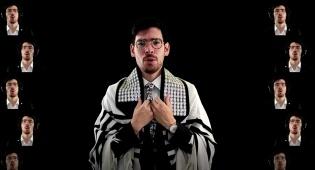"""לייזר ברוק בקטע מתפילת השבת: """"רצה"""""""
