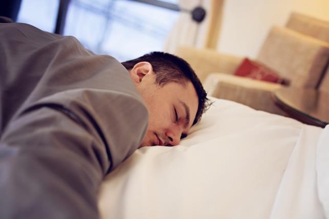 """הזוכה אינו יכול """"לישון על זכותו"""". אילוסטרציה"""