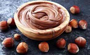 """ממרח שוקולד """"נוטלה"""" תוצרת בית"""