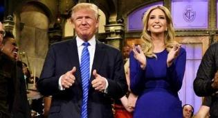 בוחרת בפוליטיקה. איוונקה טראמפ - בוחרת בפוליטיקה: איוונקה טראמפ נפרדת מהמותג שלה