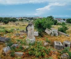 בית עלמין יהודי נטוש באוקראינה