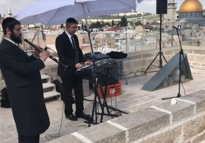 עמי כהן ואברהם בלטי: אם אשכחך ירושלים