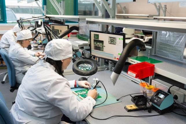מפעל לייצור שבבים