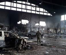 תיעוד חדש: היעד שהותקף בבסיס בסוריה