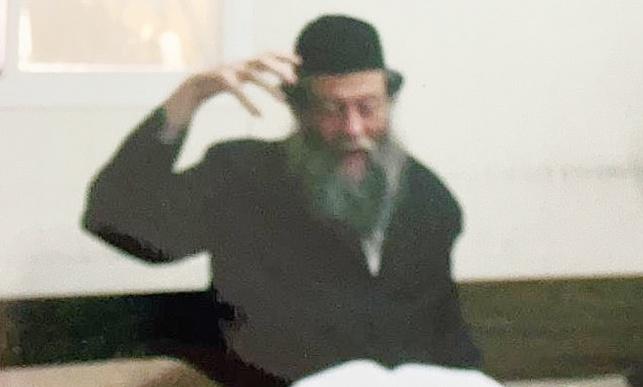 רבי שמואל שושן