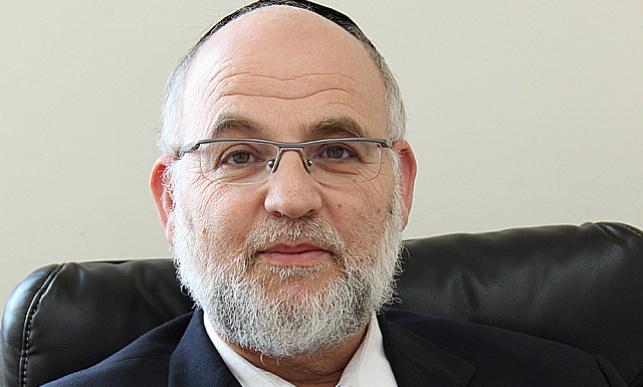"""מרדכי פלדשטיין, מנכ""""ל קרן ק.מ.ח"""